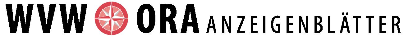 E-Paper WVW-ORA-Anzeigenblätter Logo